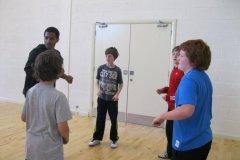 Dance workshop 6th Class METNS Autumn 2012