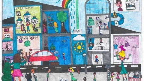 Ireland in 100 Years Art Competition Winners