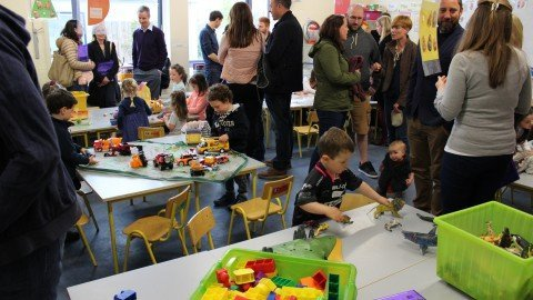 Junior Infants Open Day