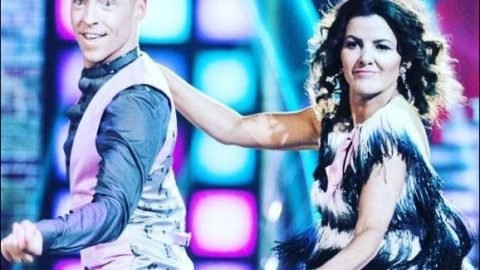 METNS parent, Deirdre O'Kane on Dancing with the Stars