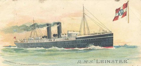 R.M.S. Leinster