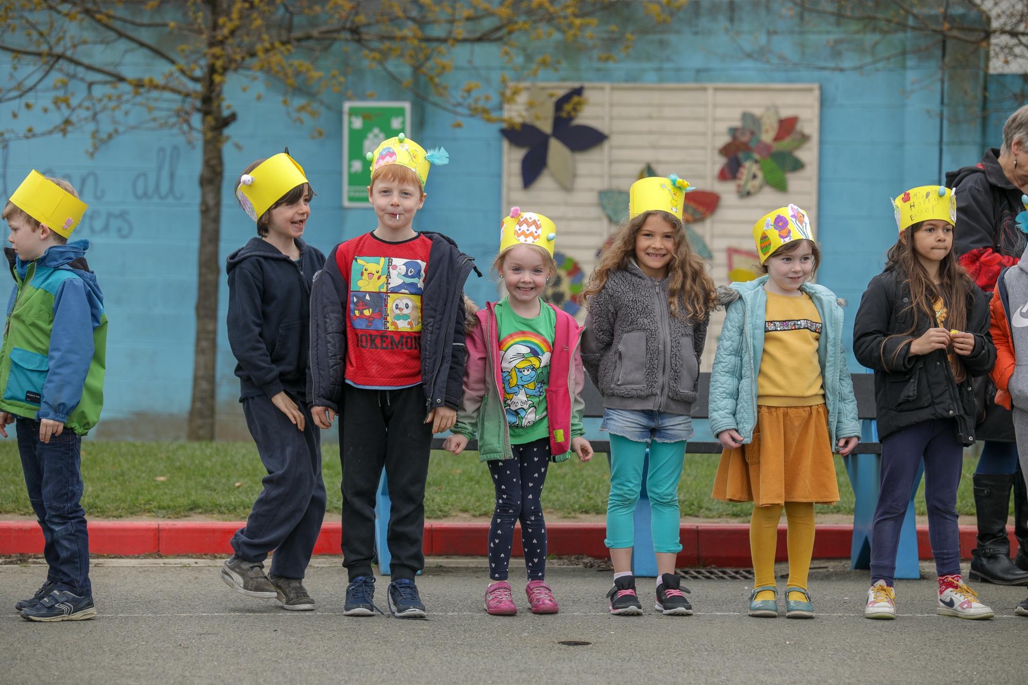 Easter Bonnet Parade 10
