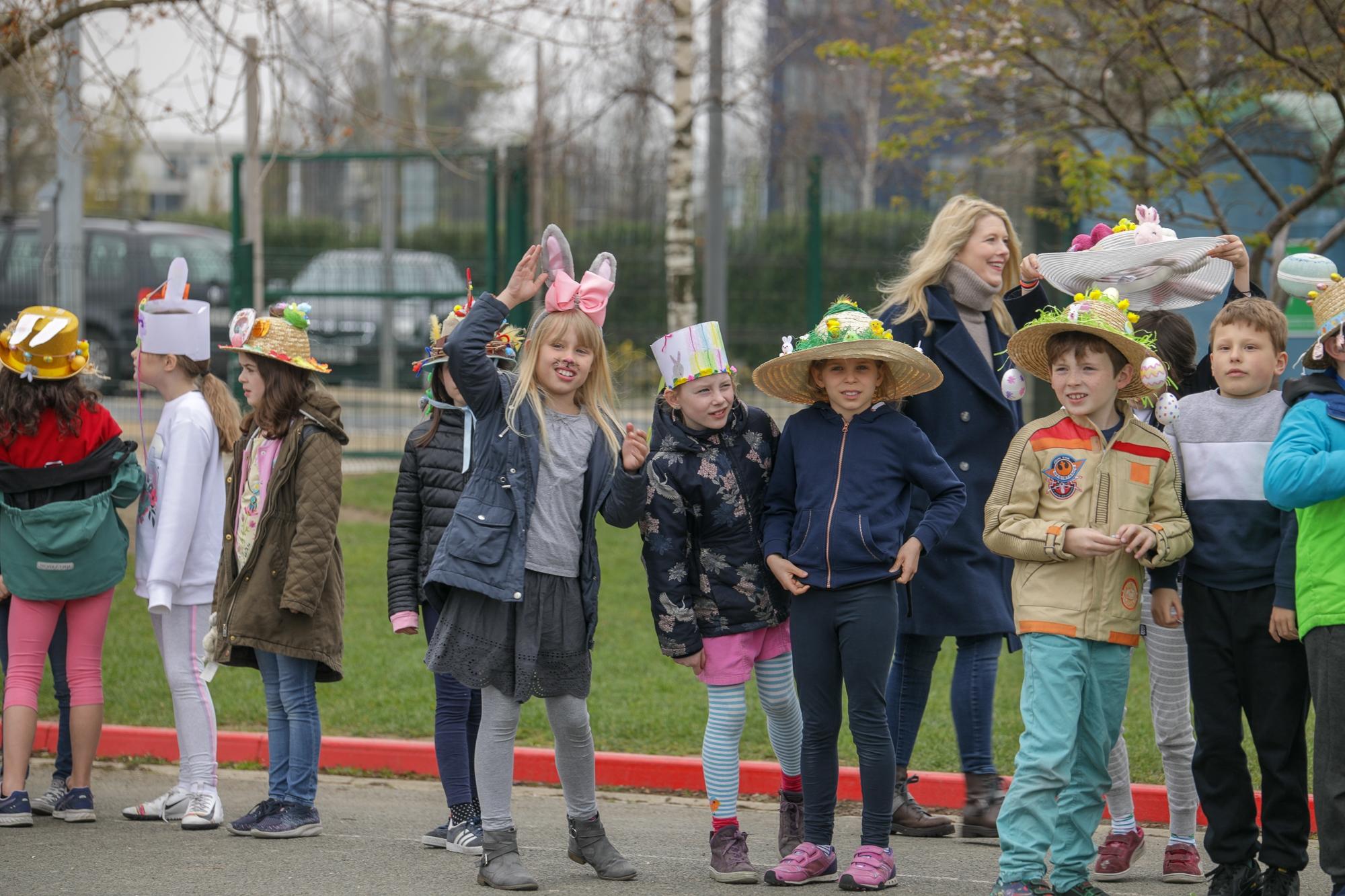 Easter Bonnet Parade 13