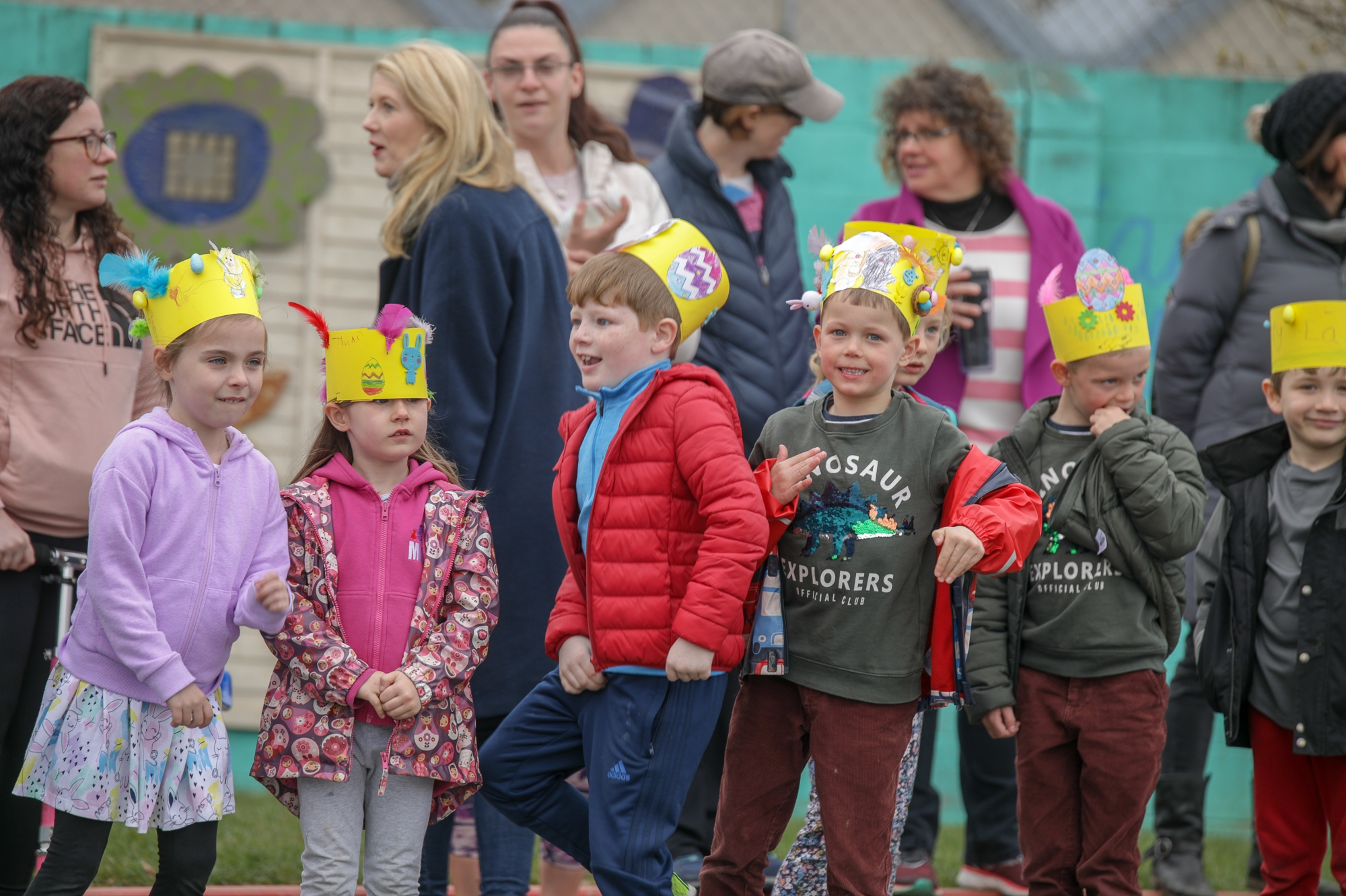 Easter Bonnet Parade 16