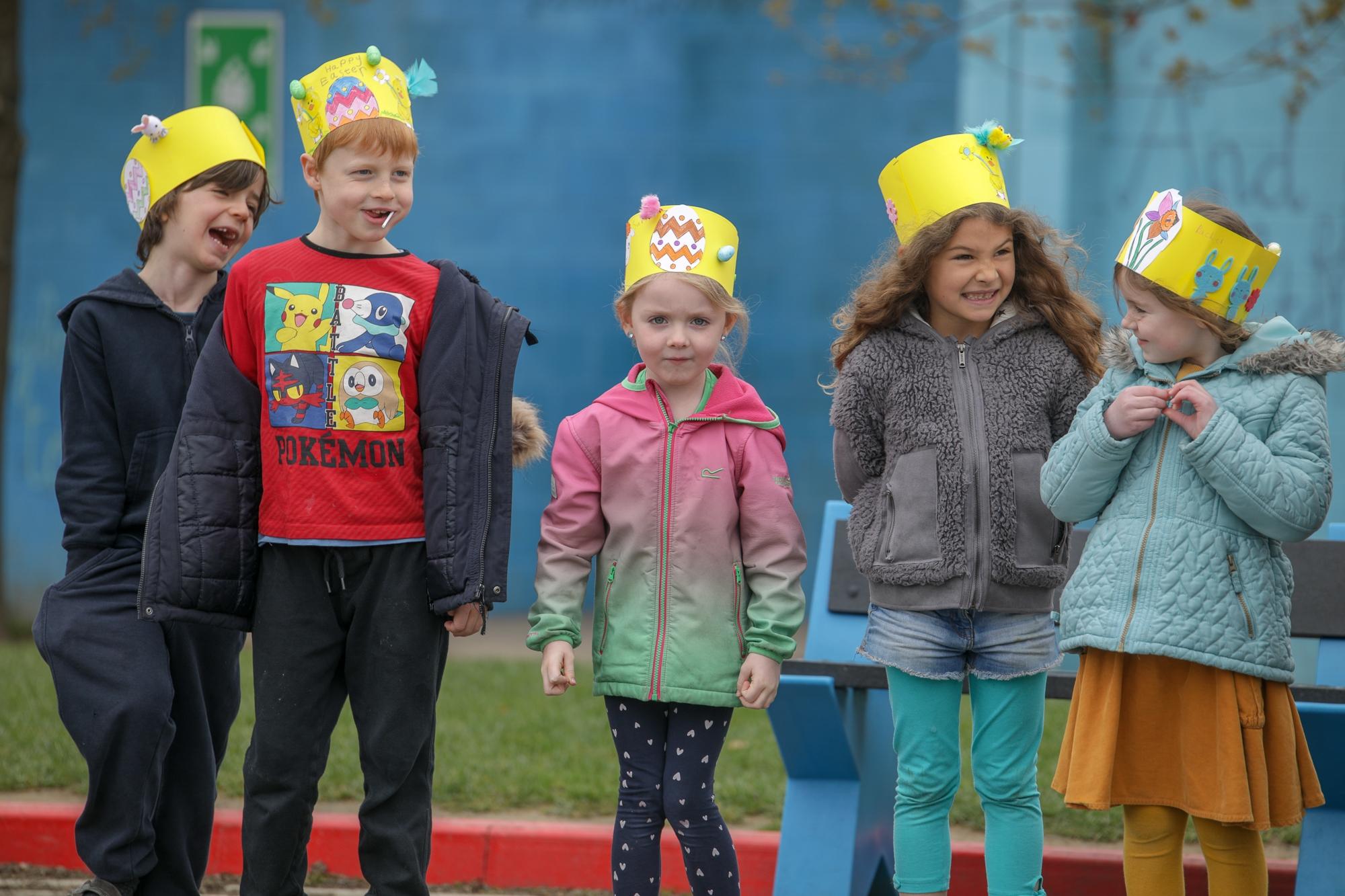 Easter Bonnet Parade 17