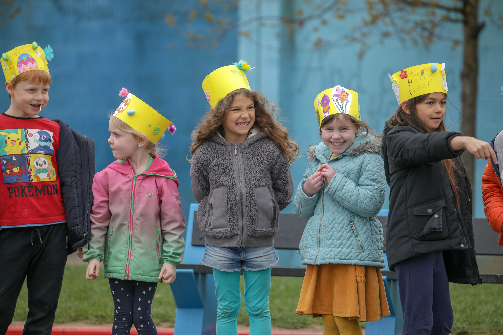 Easter Bonnet Parade 18