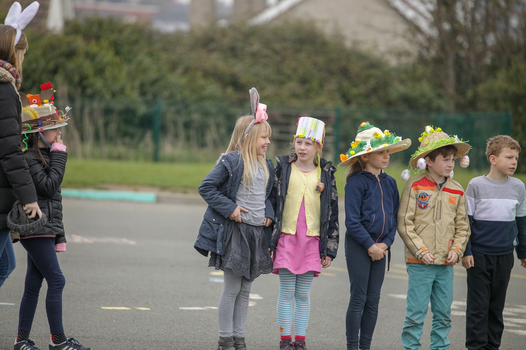 Easter Bonnet Parade 2