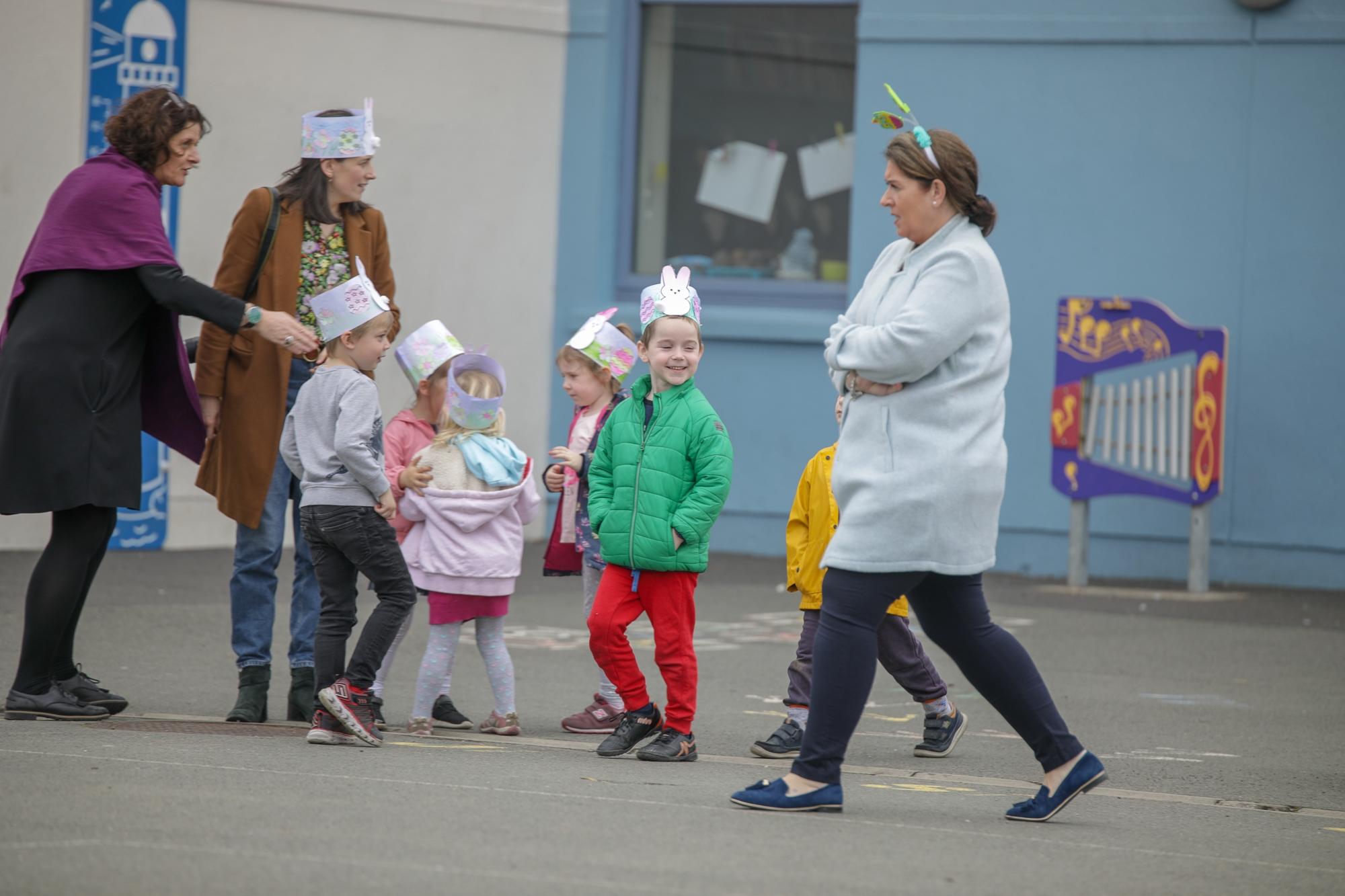 Easter Bonnet Parade 3