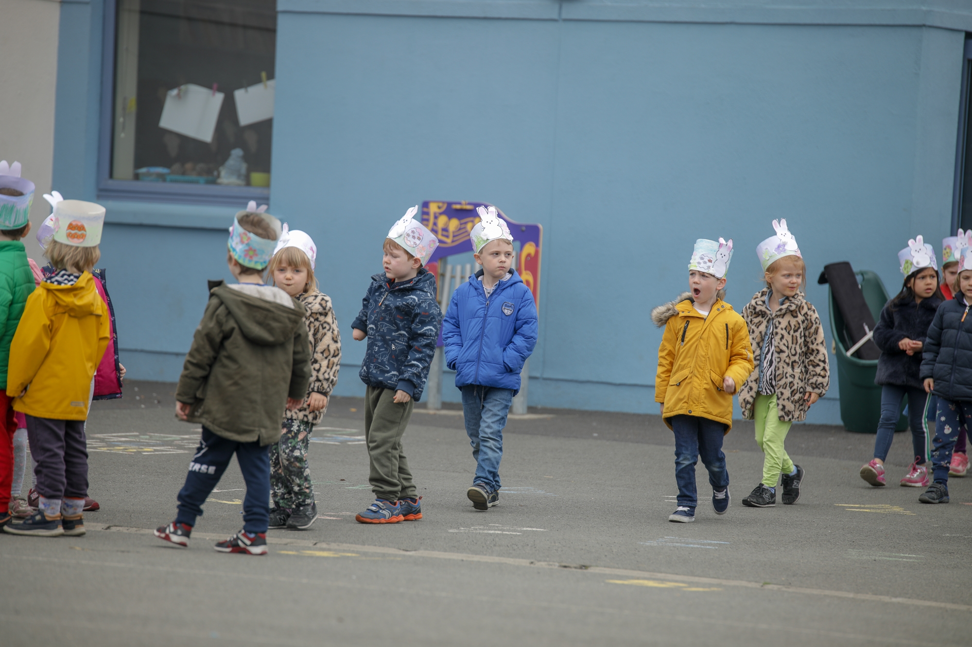 Easter Bonnet Parade 4
