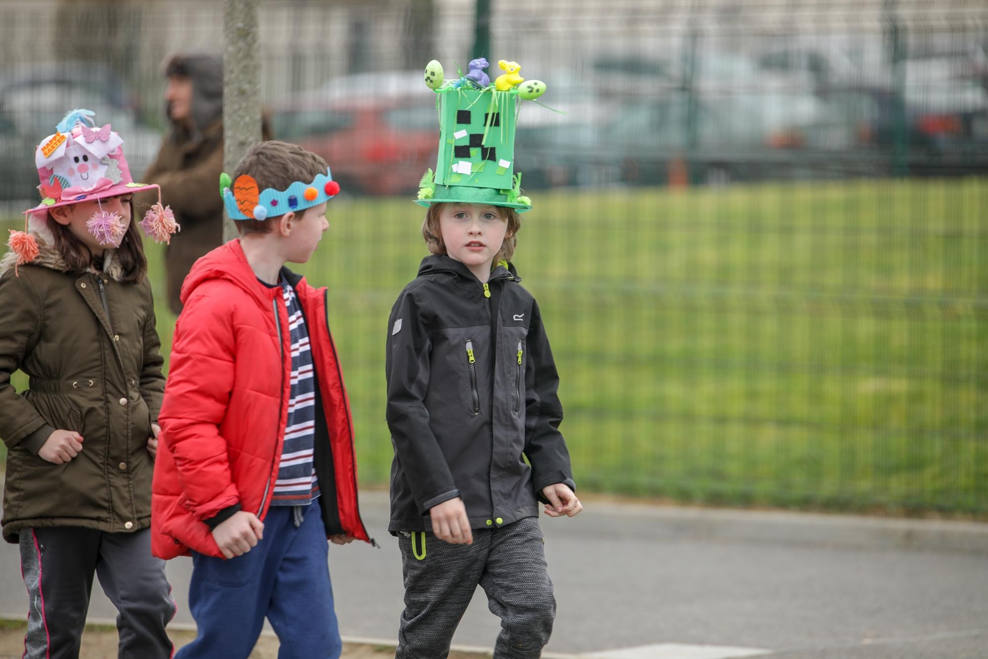 Easter Bonnet Parade 6