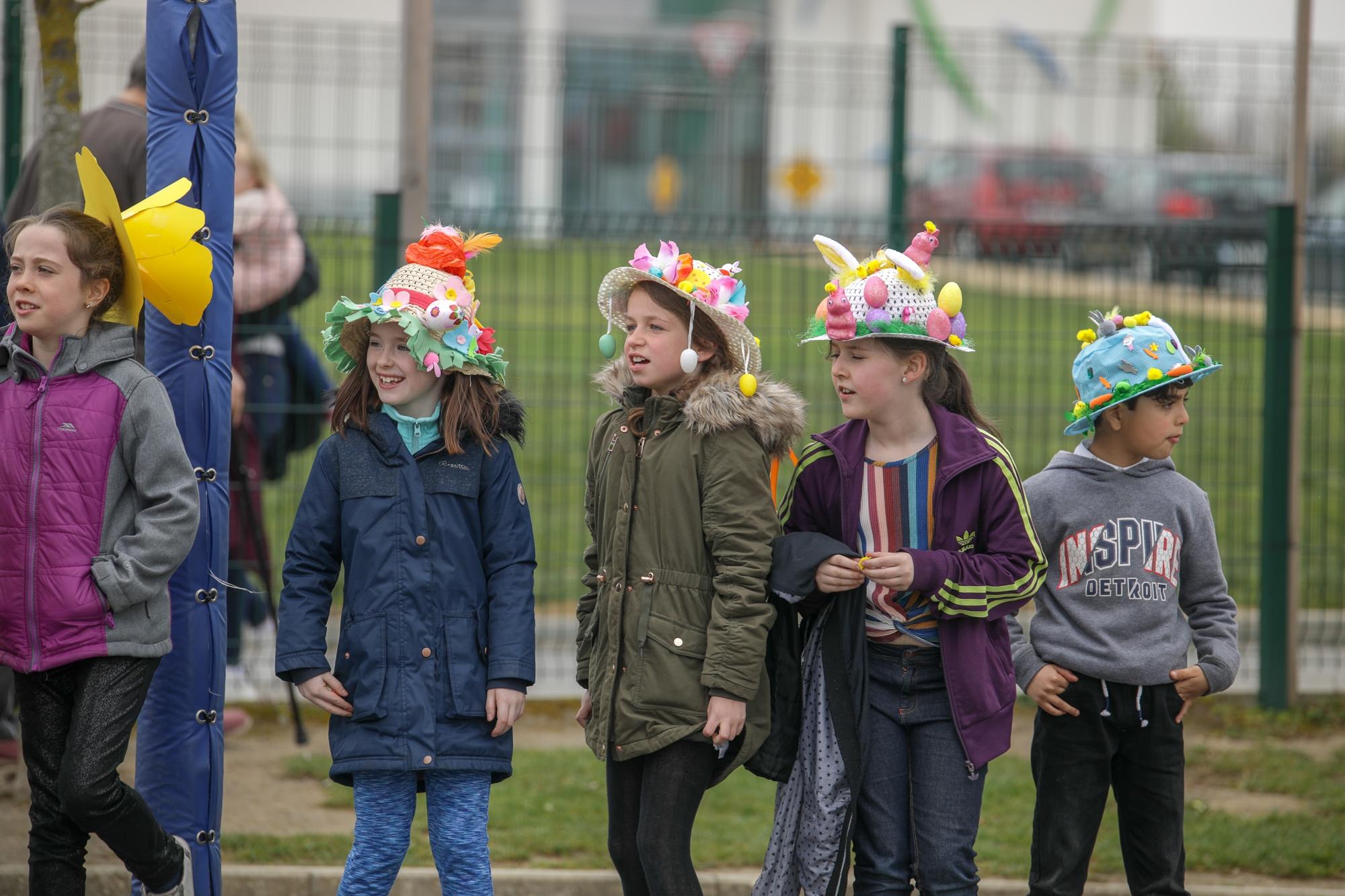 Easter Bonnet Parade 7