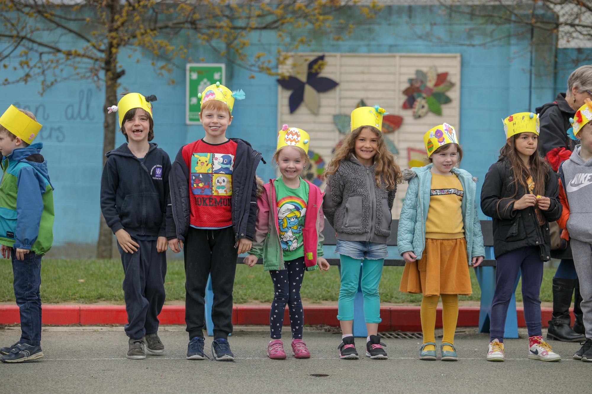 Easter Bonnet Parade 9